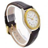 Vintage Bulova Ladies Quartz Roman Dial Watch