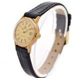 gold dial date 1970 tissot