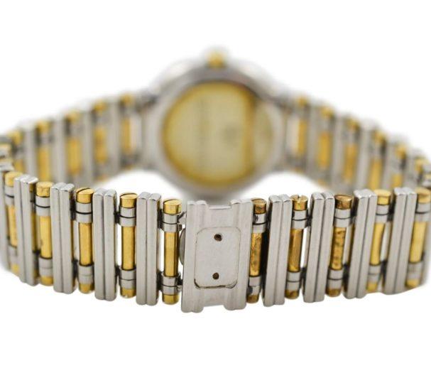 Vintage Raymond Weil Geneve 8082 Stainless Steel Two Tone Ladies Quartz Watch swiss