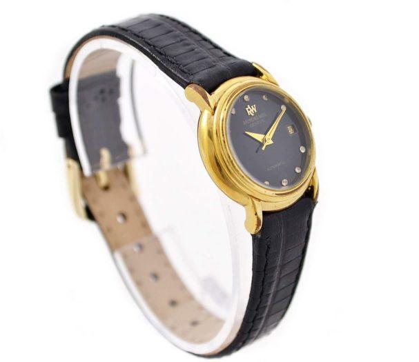 vintage raymond weil time piece