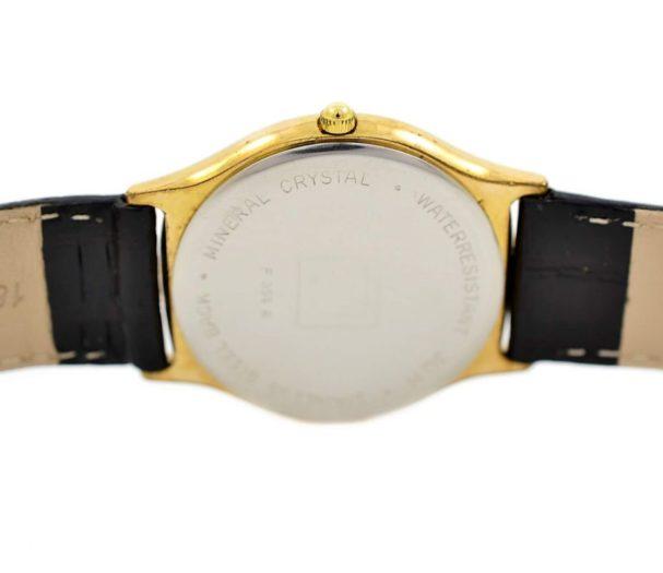 Vintage Tissot Stylist Gold Plated Quartz Midsize Watch time piece