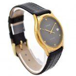 Vintage Tissot Stylist Gold Plated Quartz Midsize Watch retro