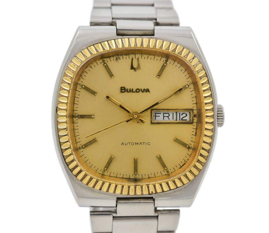 Bulova 17 Jewels Auto 4433902