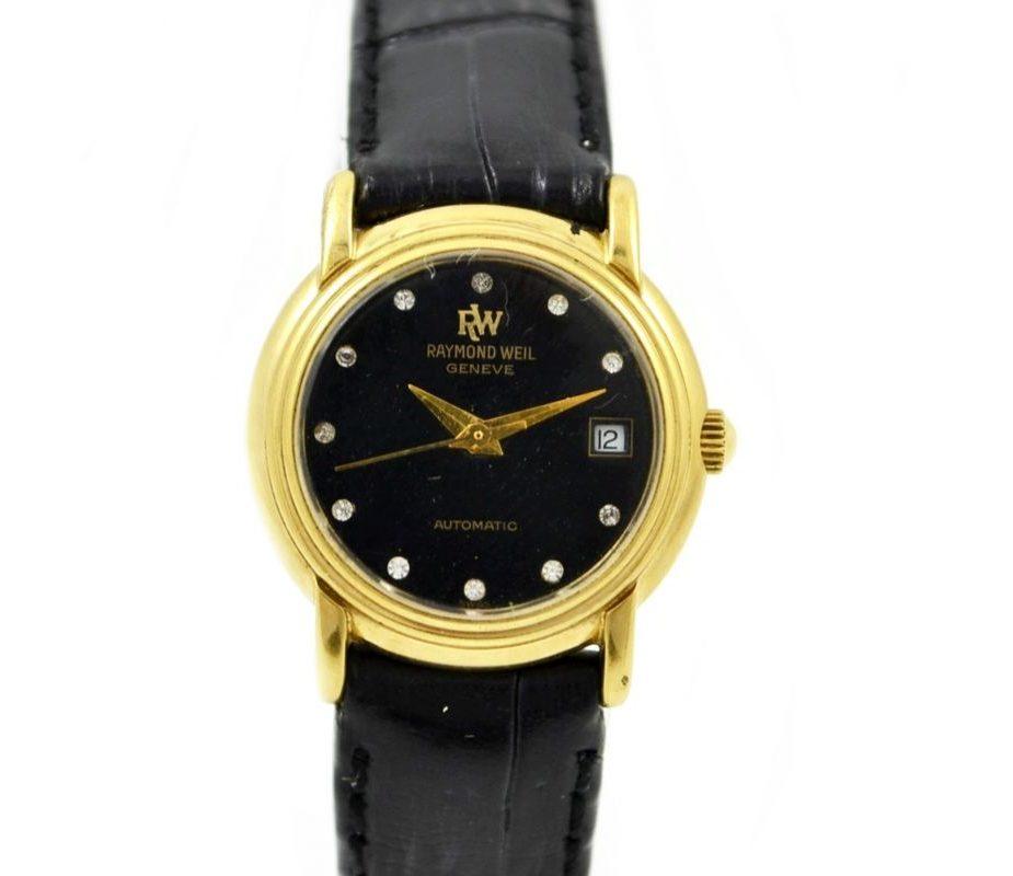 Raymond Weil Geneve 17 Jewels Auto
