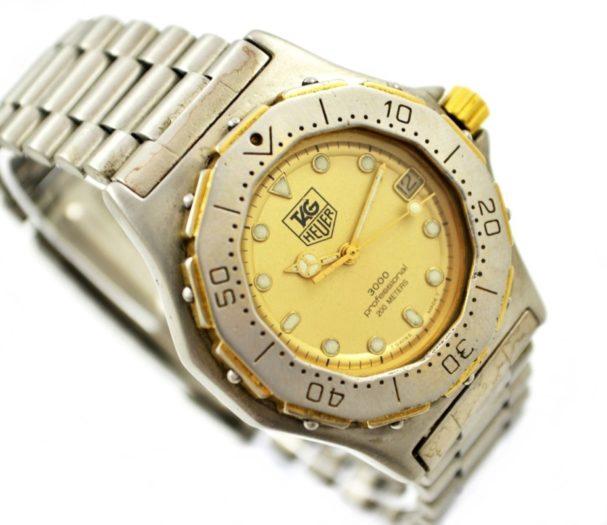 Tag Heuer 200m Professional 3000 Series Quartz Midsize Watch