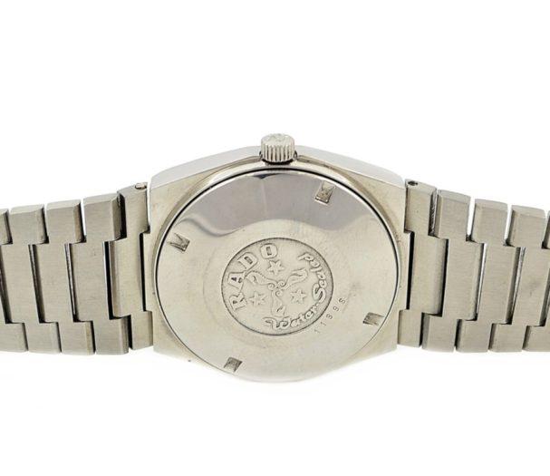 original swiss rado mens watch pre owned