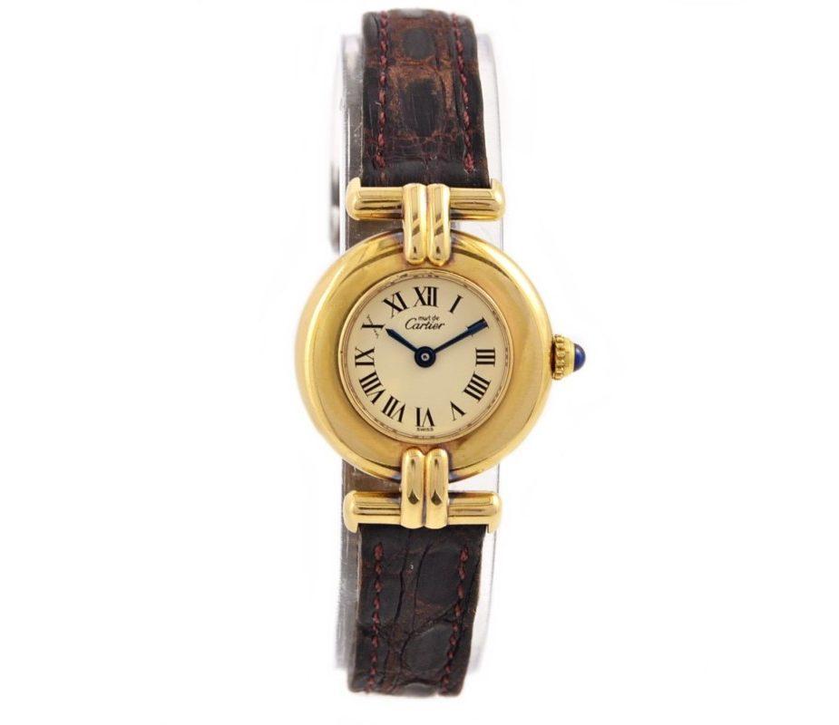 Cartier Rivoli Quartz 925