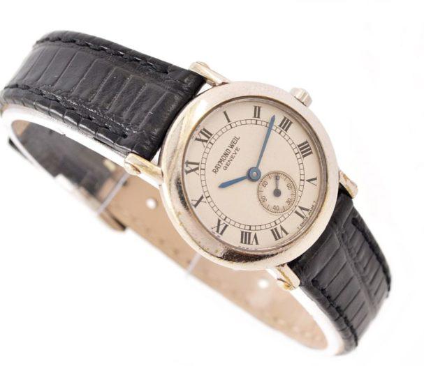 Raymond Weil Geneve Stainless Steel Quartz Ladies Watch swiss