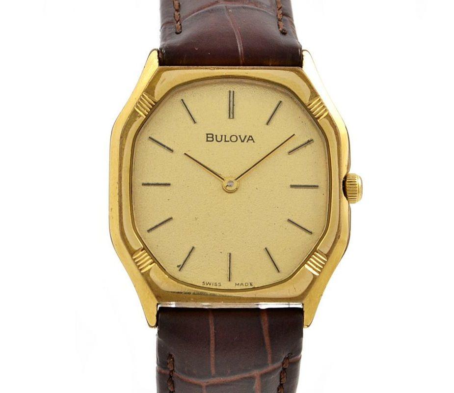 Bulova 1982 Manual Wind P2
