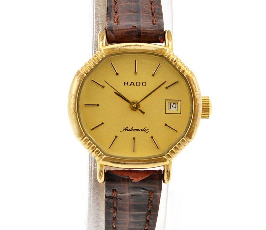 Rado 1980s Automatic Date