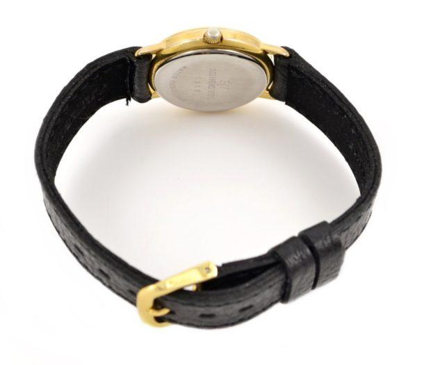 Raymond Weil Geneve 18kt Gold Plated Quartz Ladies Petite Watch
