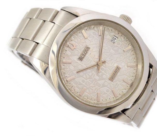 Pre-Owned Bulova Date Quartz Men's Watch