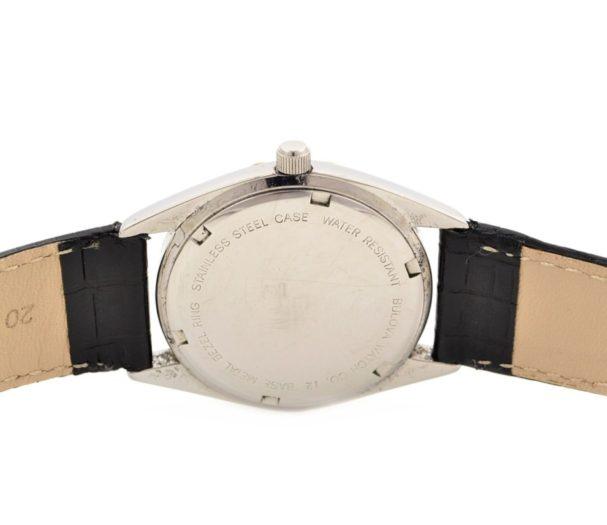 Bulova Marine Star Quartz Midsize Watch
