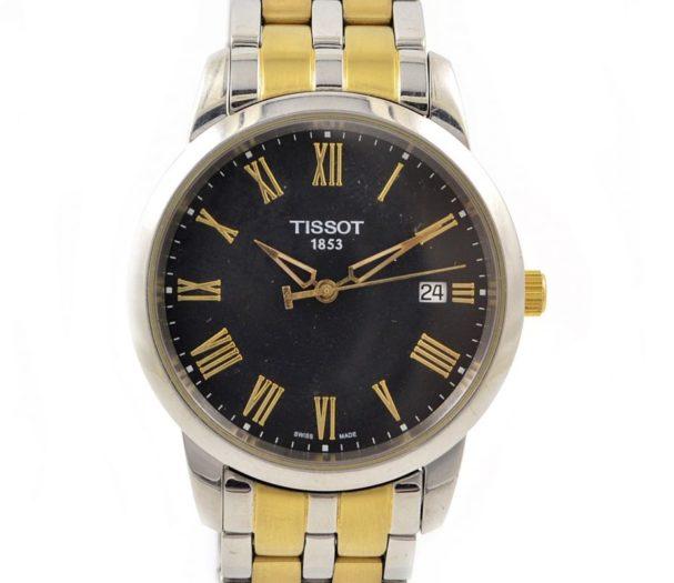 Pre-Owned Tissot 1853 Classic Dream Date Quartz Men's Watch T033410A