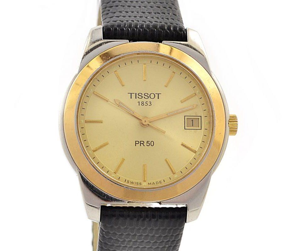 Tissot PR 50 Quartz J376/476