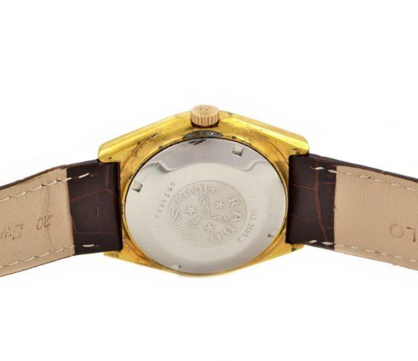 stainless steel classic watch rado mens