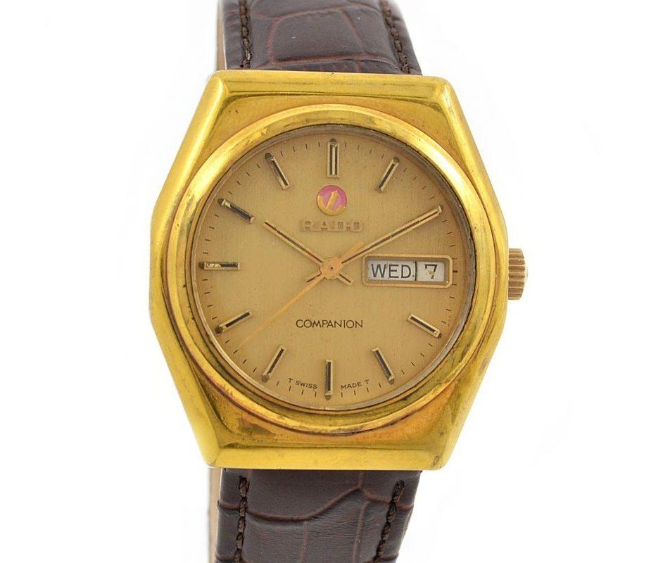 Rado 1980s Companion 603.3185.2