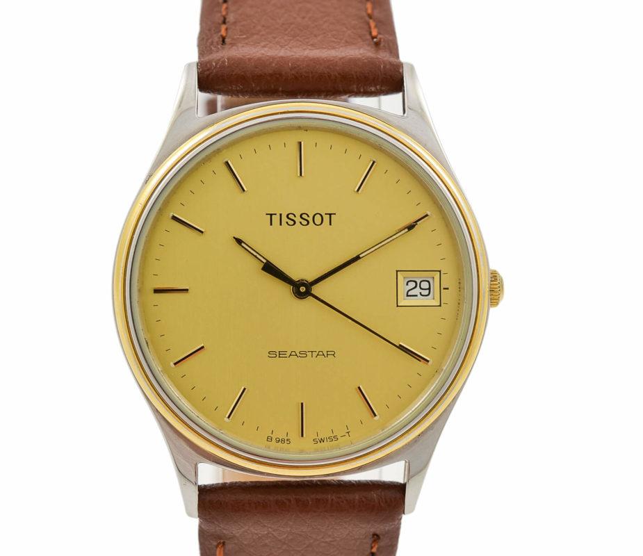 Tissot Seastar Date Quartz