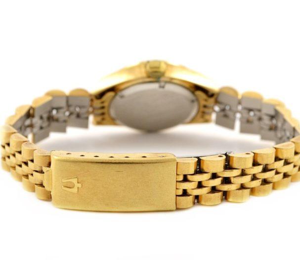 gold plated bulova vintage