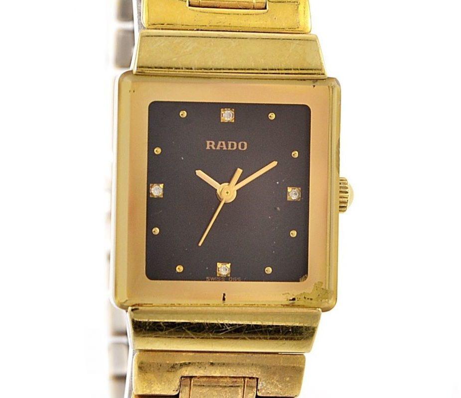 Rado Classic 1990s Swiss Quartz