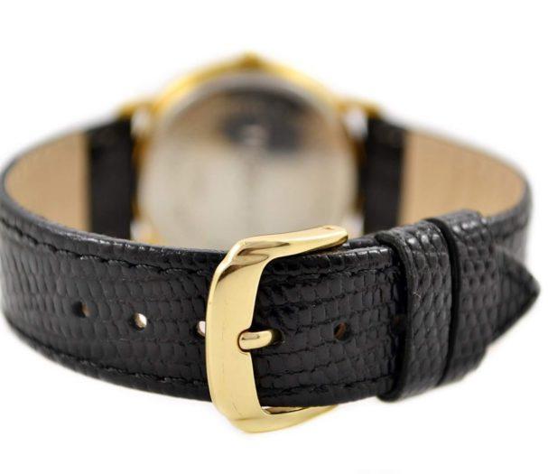 brand new black genuine leather strap