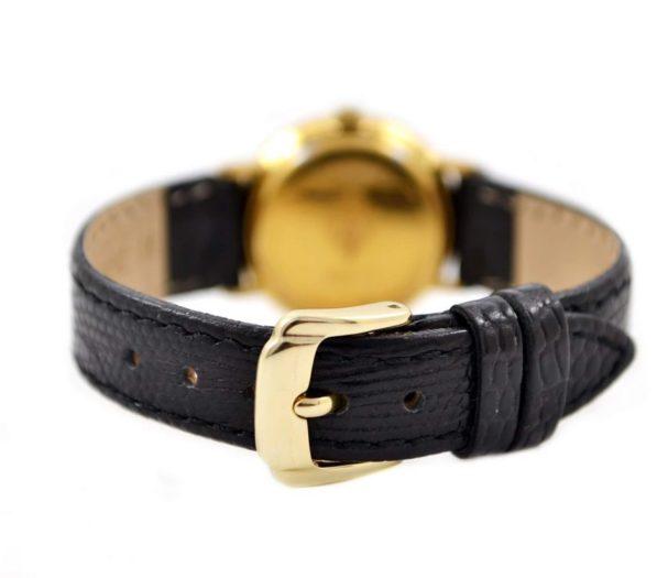 Vintage Gucci 3000.2.L Ladies Quartz Gold Plated Watch