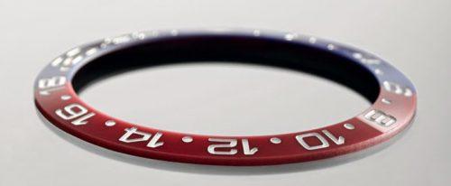 Rolex-GMT-Master-II-bezel detail