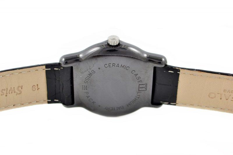 Tissot Ceramic Case Quartz Midsize Watch ceramic case