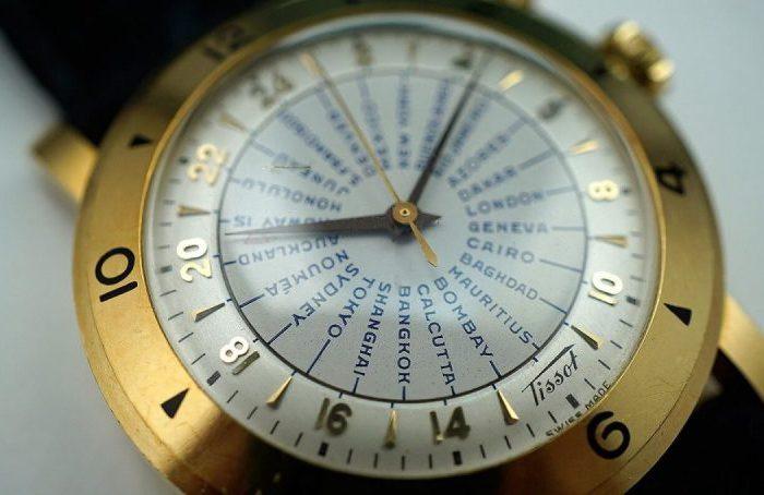tissot history vintage watch