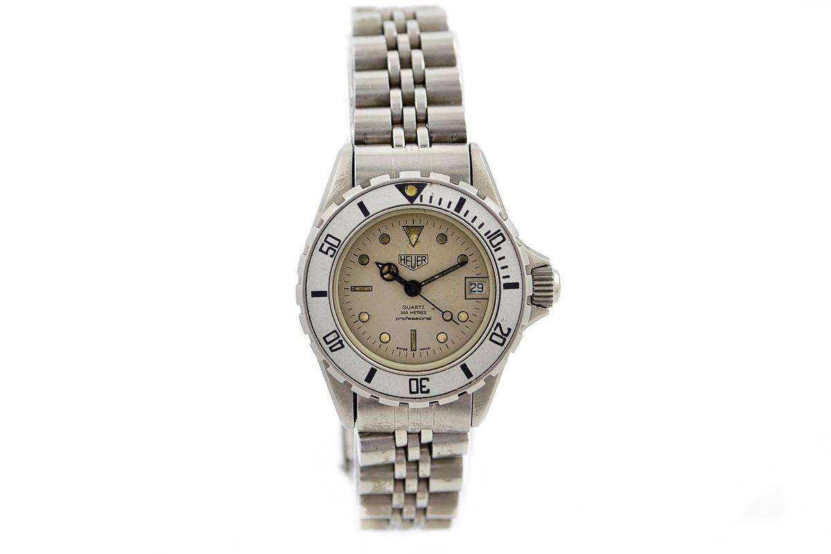 Heuer Professional Quartz Ladies Watch, 982.008