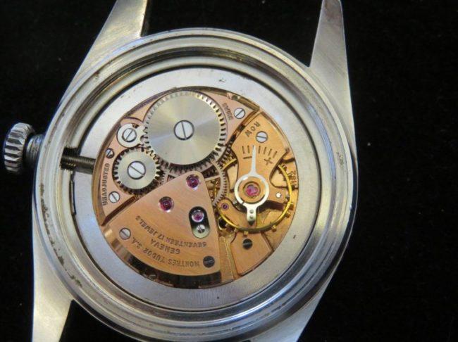 rare vintage tudor watch