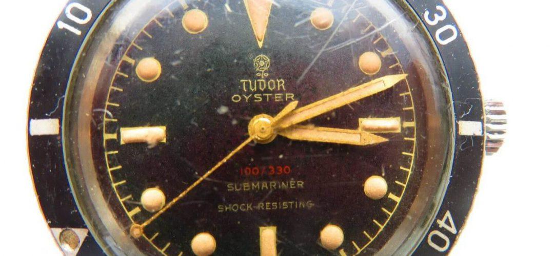 rare vintage tudor