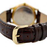 Pre-Owned Bulova Day/Date Quartz Midsize Watch