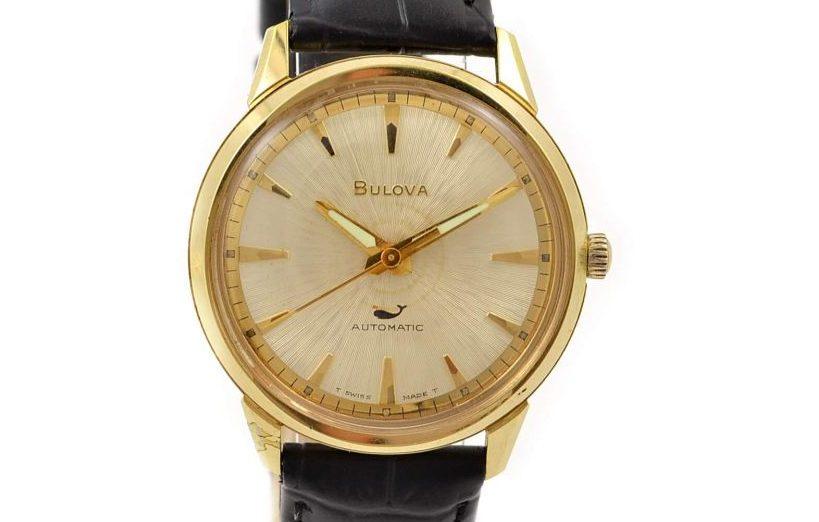 vintage bulova whale watch