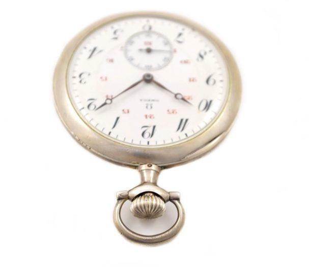 mens precise omega pocket watch for sale
