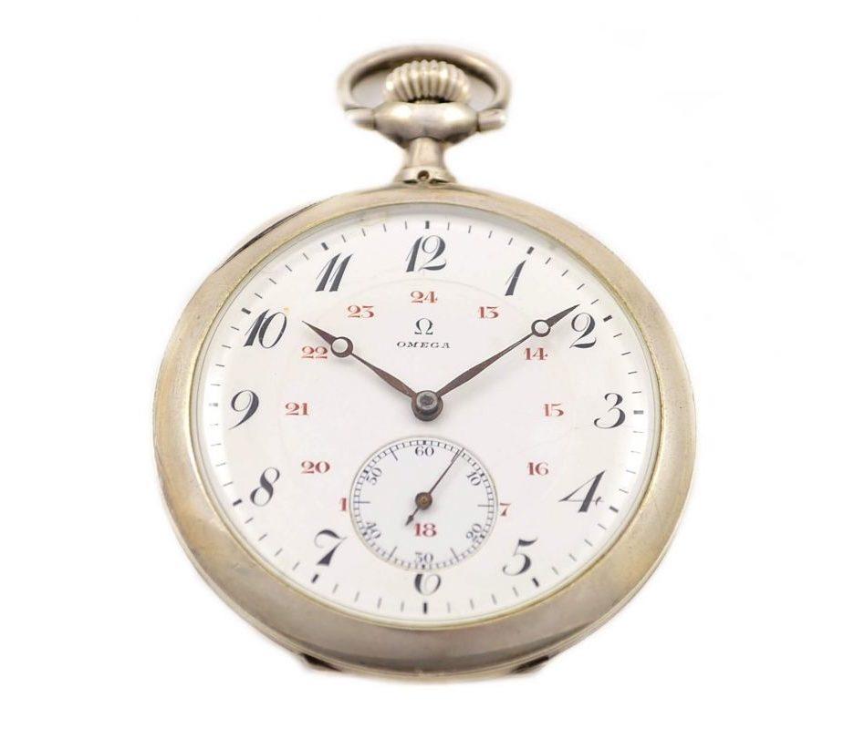 Omega 1940s Pocket Watch 4216952