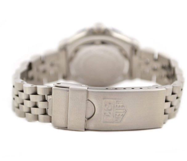 stainless steel quartz retro watch