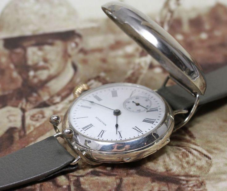 ww1 military trench watch