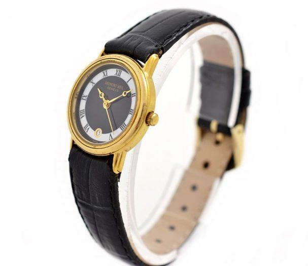 Vintage Raymond Weil Geneve 5332 Quartz Ladies Watch genuine
