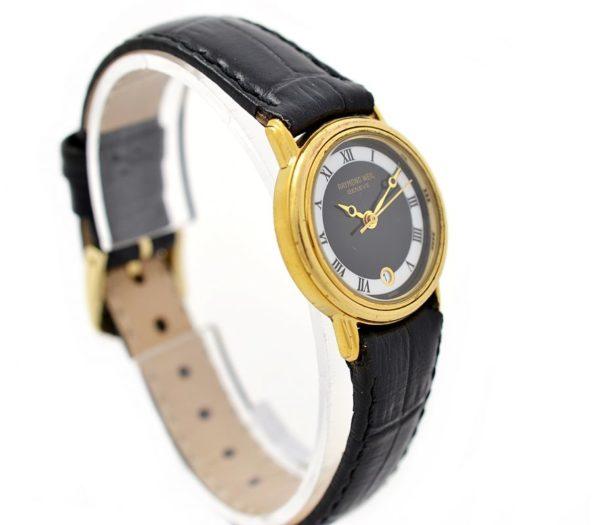 Vintage Raymond Weil Geneve 5332 Quartz Ladies Watch