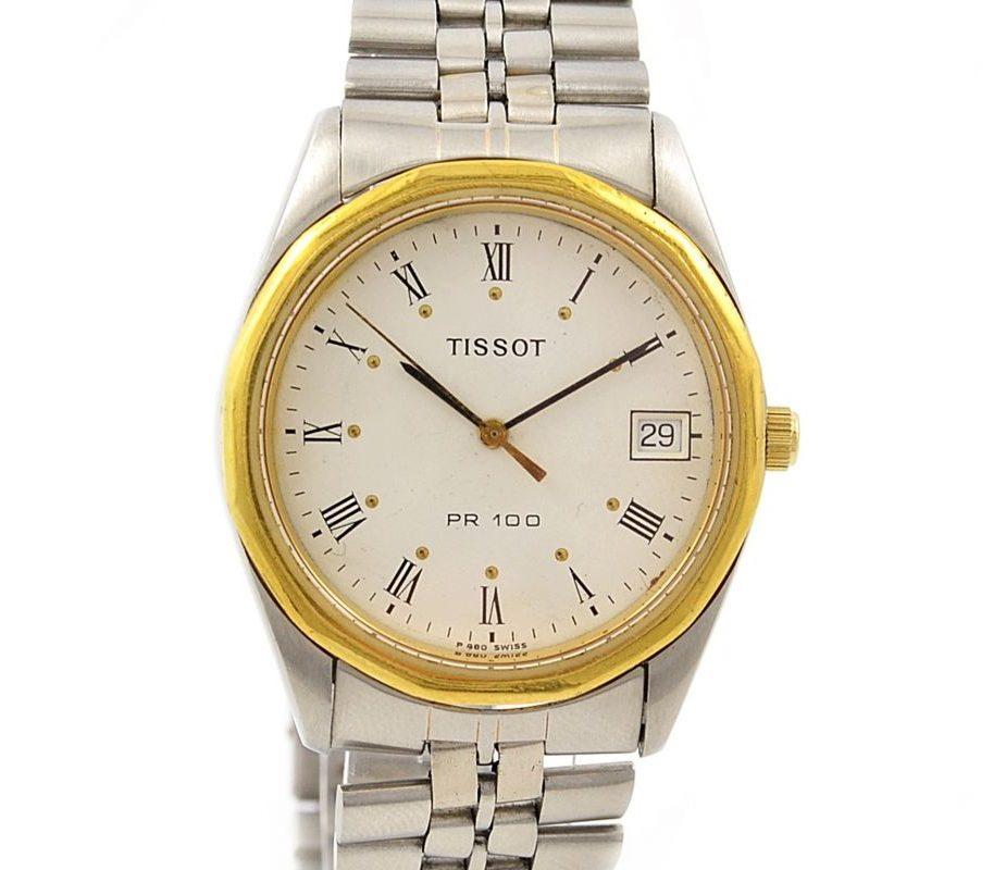 Tissot PR 100 Classic Date