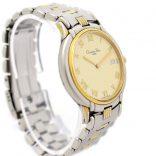 Pre-Owned Christian Dior Paris Date Midsize Quartz Watch 45.146 men