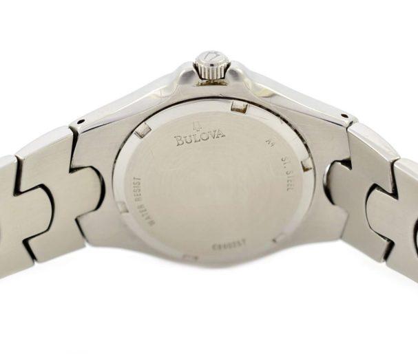 Pre-Owned Bulova Marine Star Date Quartz Men's Watch time piece