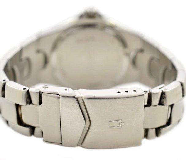 Pre-Owned Bulova Marine Star Date Quartz Men's Watch men