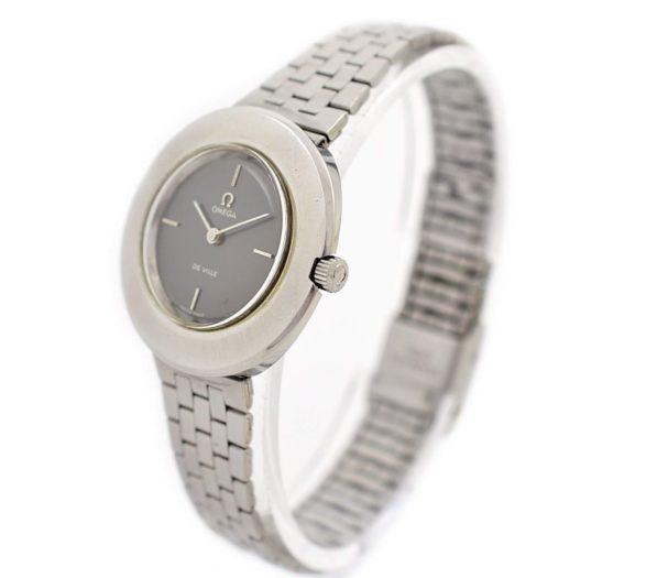 Vintage Omega De Ville Cal.620 Hand Wind Stainless Steel Ladies Watch swiss manual