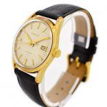 Vintage Bulova Classic Automatic Midsize Gold Plated Watch original