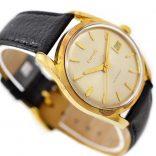 Vintage Bulova Classic Automatic Midsize Gold Plated Watch swiss