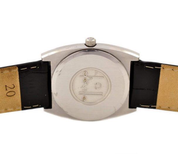 Vintage Omega De Ville Cal.1342 Quartz Stainless Steel Midsize Watch original