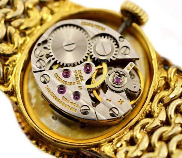 17 Jewels Hand Wind Movement #304-943