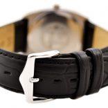 Vintage Omega De Ville Cal.1342 Quartz Stainless Steel Midsize Watch leather